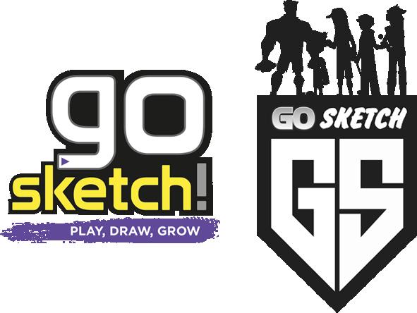 GoSketch Logos